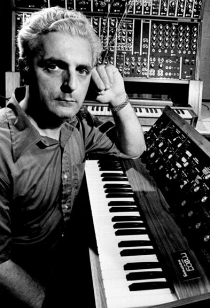 NIHF Inductee Robert Moog Invented the Moog Synthesizer