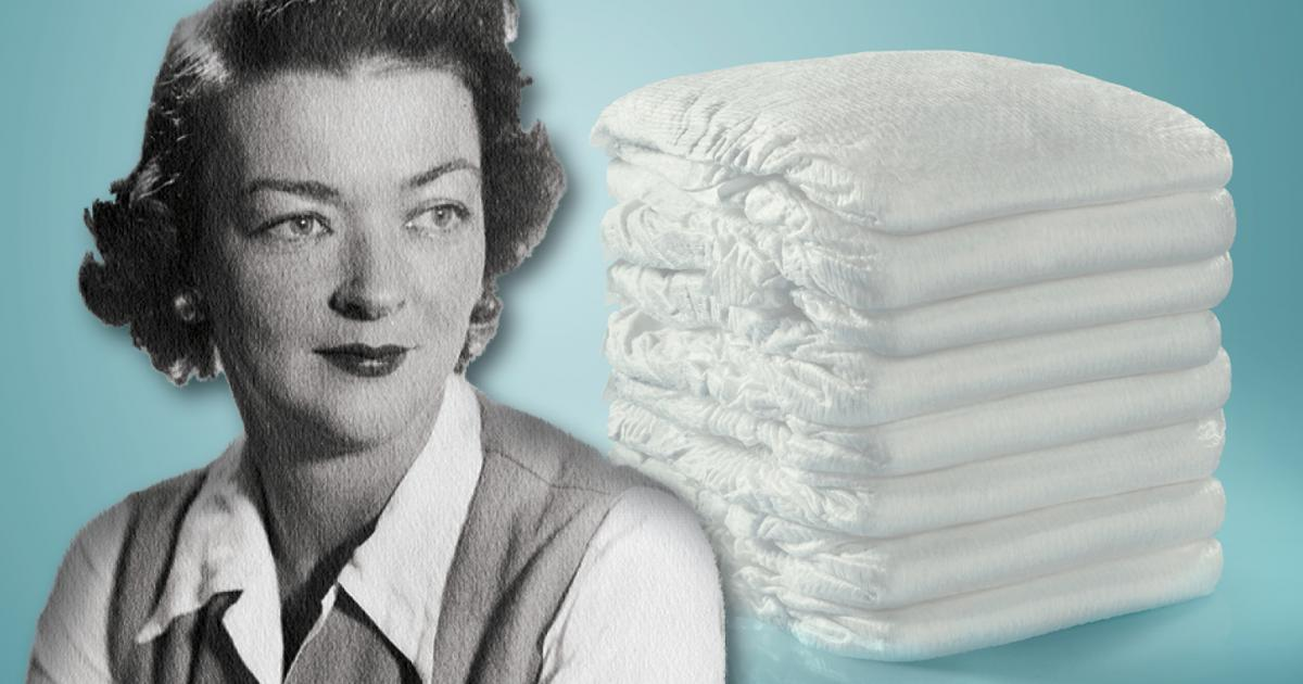 Marion Donovan: Mother, Inventor, Visionary | National Inventors ...