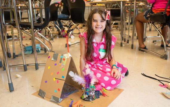 Camp Invention   STEM Summer Programs   National Inventors